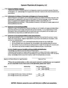 HIPAA Form 2